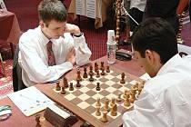 David Navara (vlevo).