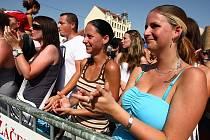 Městské letní slavnosti 2012.