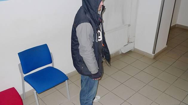 """Českolipský """"sprejer"""" byl zadržen."""