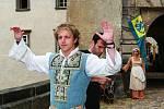 Pohádka Tajemství staré bambitky vznikala mimo jiné na zámku Lemberk. V hlavní roli se představil Tomáš Klus.