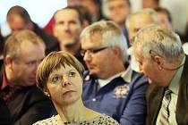 Mezi podnikatele zavítal do Nového Boru ministr práce a sociálních věcí Jaromír Drábek.