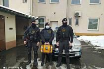 Mimoňští policisté