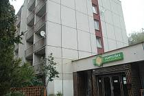 Bývalý hotel Kahan.