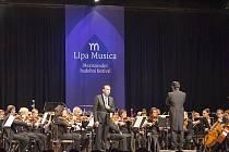 Na úvod loňského festivalu Lípa Musica vystoupil v České Lípě Štefan Margita za doprovodu Filharmonie Hradec Králové.
