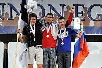 Kryštof Bogar z Nového Boru obhájil 1. místo na světovém šampionátu MTBO v kategorii juniorů.