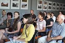 Přednáška, ilustrační foto