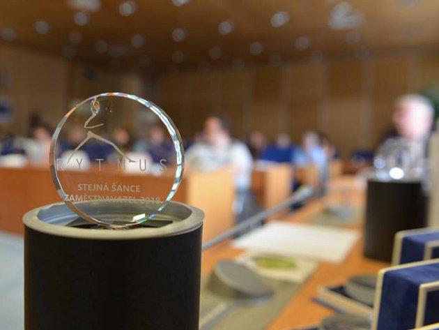 Vyhlášení výsledků se uskutečnilo ve čtvrtek 21.června vbudově Krajského úřadu Libereckého kraje.