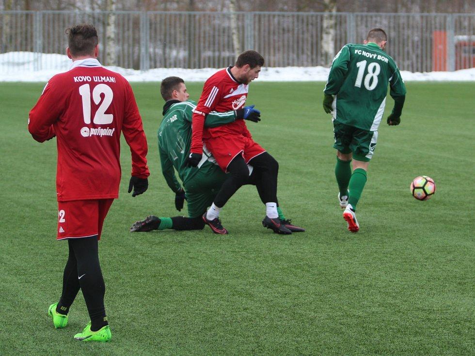 Jiskra Mšeno - FC Nový Bor 0:1 (0:0).
