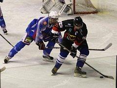 Přípravné utkání českolipští hokejisté vyhráli.