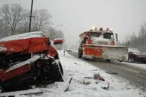 Nehoda u Stružnice na Českolipsku