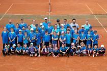 Tenisový klub SK Matchball Česká Lípa byl založen v roce 2005.