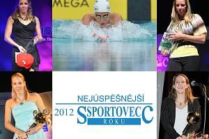 Na trůnu pro sportovce je Petra Chocová už podeváté. přitom jí je teprve šestadvacet let.