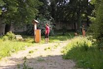 Zámecká zahrada je veřejnosti běžně přístupná téměř celý rok. V létě bude dějištěm řady kulturních akcí.