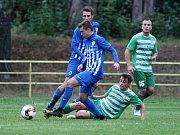 Derby mezi Novým Borem a Českou Lípou vítěze nemělo.