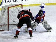 Hokejistům Lípy patří v tabulce krajské ligy čtvrté místo.