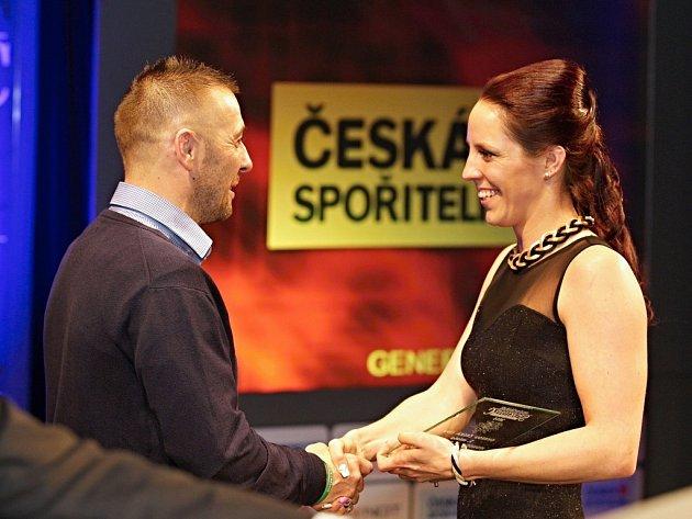 Pojedenácté v historii opanovala prestižní anketu Nejúspěšnější sportovec okresu českolipská plavkyně Petra Chocová.