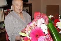 Třetího stoletého obyvatele města má od 23. prosince Česká Lípa. Ten den oslavila velké životní jubileum paní Anna Sitná.