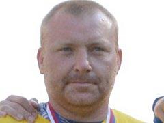 Fotbalista Radek Chlumecký se vrátil k Máchovu jezeru.