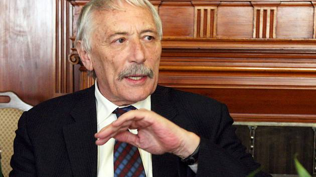 Europoslanec a bývalý odborářský boss Richard Falbr