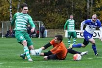 Pouze tři výhry v normální hrací době vybojovali hráči FC Nový Bor.