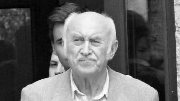 Zemřel sklář Karel Wünsch