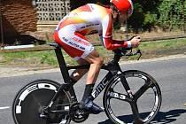 Vladimír Novák si vyjel účast na Mistrovství světa v Itálii.