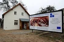 Centrum textilního tisku v České Lípě.