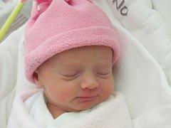 Mamince Marcele Džudžové ze Žandova se ve středu 11. února v 8:45 hodin narodila dcera Eliška Džudžová. Měřila 42 cm a vážila 1,83 kg.