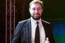Jan Drobeček získal na letošní Noci mistrů hned tři ocenění.