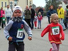 Závodníci byli rozdělení do kategorií podle věku. Nechyběly ani nepříjemné pády.
