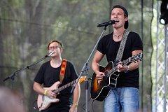 Na benefičním koncertu v České Lípy se měl vystoupit i zpěvák Pavel Callta.