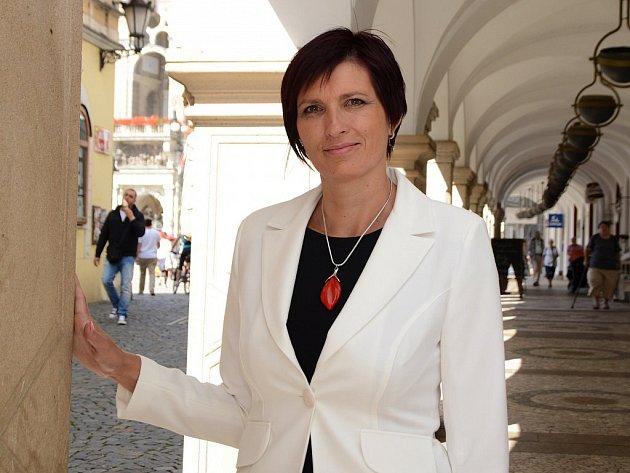 Jitka Volfová.