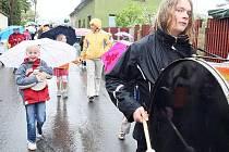Festivalem etnické hudby Baraban žili po celý víkend ve Cvikově.