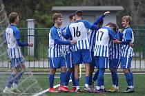 U 19: Česká Lípa - Chomutov 2:0.