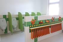 Nové sociální zařízení MŠ v Dubé