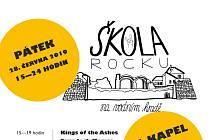 Nadšenci připravují na Vodním hradě Lipý v České Lípě nevšední hudební večírek, aby přivítali školní prázdniny