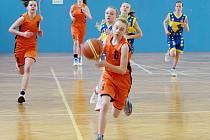 Českolipské basketbalistky porazily po velmi dobrém kolektivním výkonu soupeřky z Ústí nad Labem. Nyní je čeká předkolo MČR.