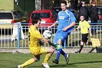 Radim Věchet nastupoval uplynulou sezonu za Doksy.