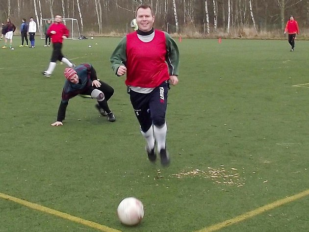 Fotbaloví nadšenci se během svátků opět sešli na tradičním turnaji.