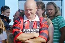 Do Žandova, kde oblékl dres Kozlovny, přijel i jeden z možných adeptů na kouče české reprezentace Ivan Hašek.