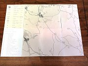 Hmatové mapy zahrnují celou oblast národního geoparku Ralsko v měřítku 1:37 000.