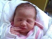 Rodičům Hance a Josefovi Štálíkovým z České Lípy se v pátek 11. listopadu v 19:58 hodin narodila dcera Julie Štálíková. Měřila 48 cm a vážila 3,10 kg. Doma se na ní těší bráška Kristiánek.