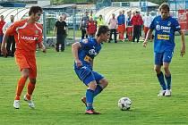 Fotbalisté českolipského Arsenalu prohráli na hřišti Varnsdorfu.