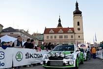 Rally Bohemia odstartuje v sobotu 2. července 2016 v Mladé Boleslavi.