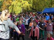 Českolipský městský park ožil v sobotu odpoledne akcí, která nese název Běh za novým úsměvem.