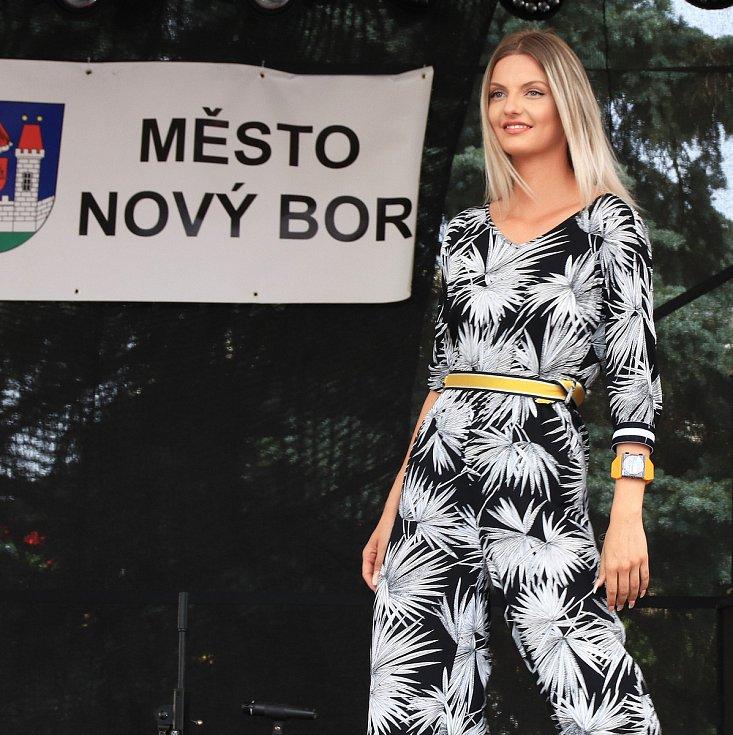 Sklářské slavnosti v Novém Boru.