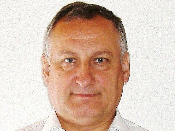 Nový šéf okresního fotbalu Karel Fischer. Vyhrál jednoznačně v tajném hlasování.
