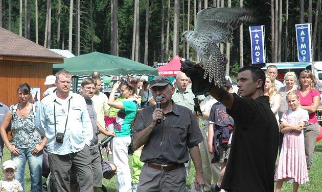 Tradiční Lesnický den vRalsku.
