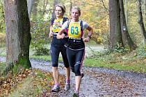 Závod na 10 km žen vyhrála Ivana Loubková.