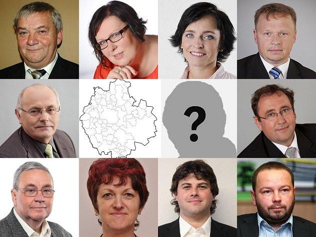 Během týdne budou známá vedení radnic ve všech městech.